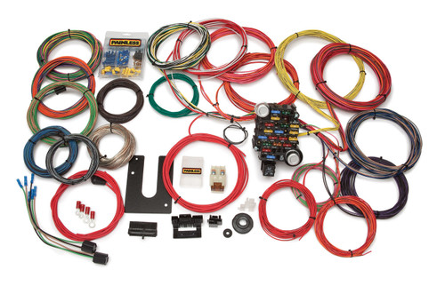 Trunk Mount 28 Circuit Wiring Harness
