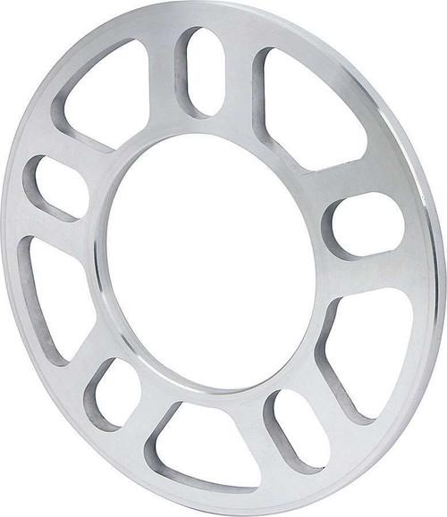 Aluminum Wheel Spacer 1/4in
