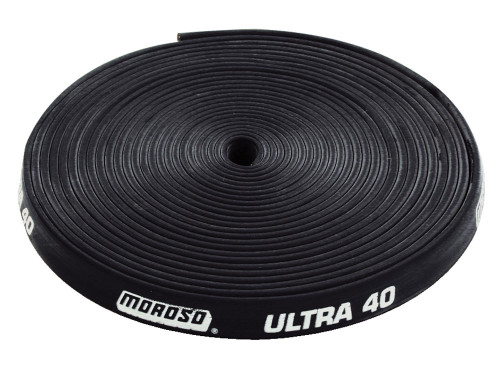 Insulated Plug Wire Sleeve - Ultra 40 Black