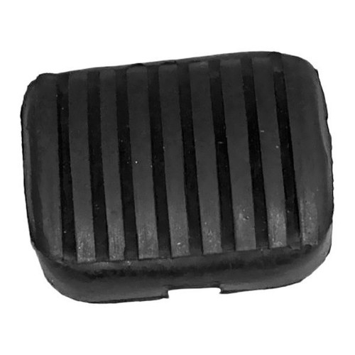 Pedal Pad  Brake or Clut ch; 45-86 Willys/Jeep Mo