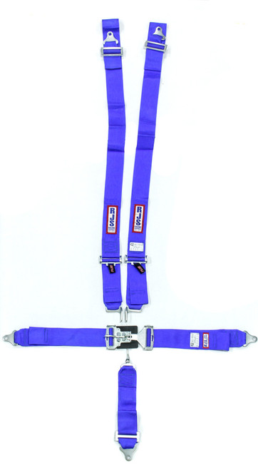 5-PT Harness System BL Ind Wrap Mt 3in Sub