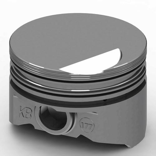 SBF Flat Top Piston Set 4.030 Bore -2cc