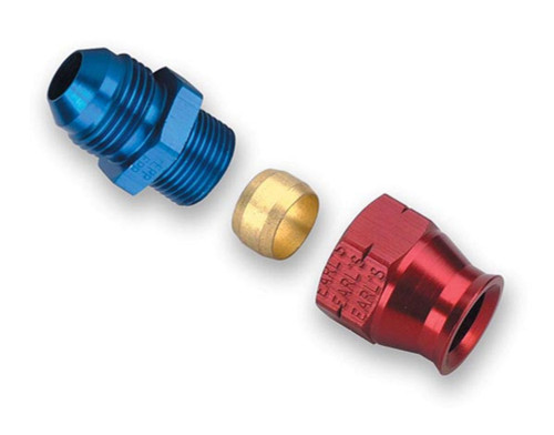 #10 Male Alum to 5/8in Tubing Adapter