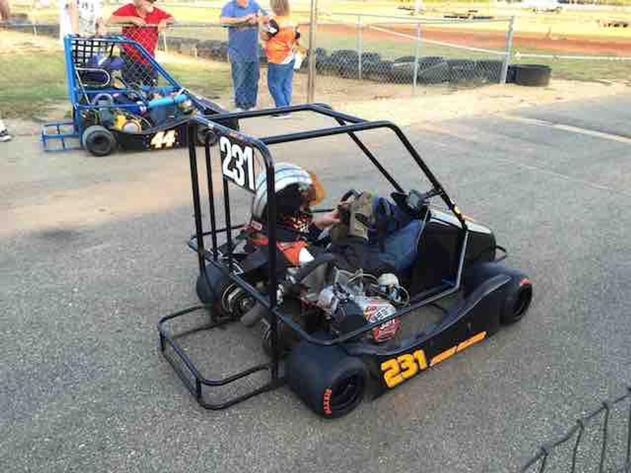 TRJ Karting Champ Kart Body Kit