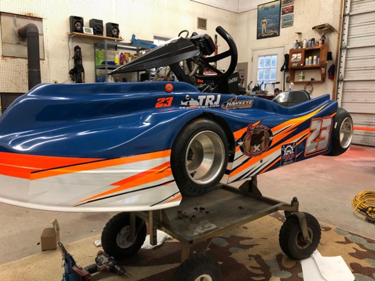 TRJ Karting Force Body