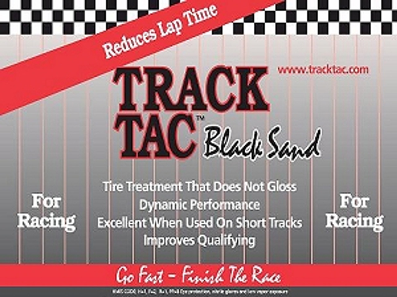 Track-Tac® Black Sand (gallon)
