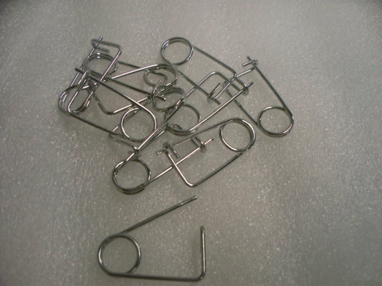 Mixed Bag Big & Small Pin Clips - Bag of 24