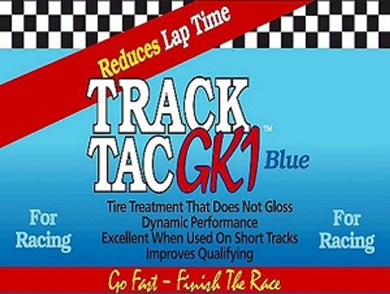 Track-Tac® GK1 Blue (gallon)