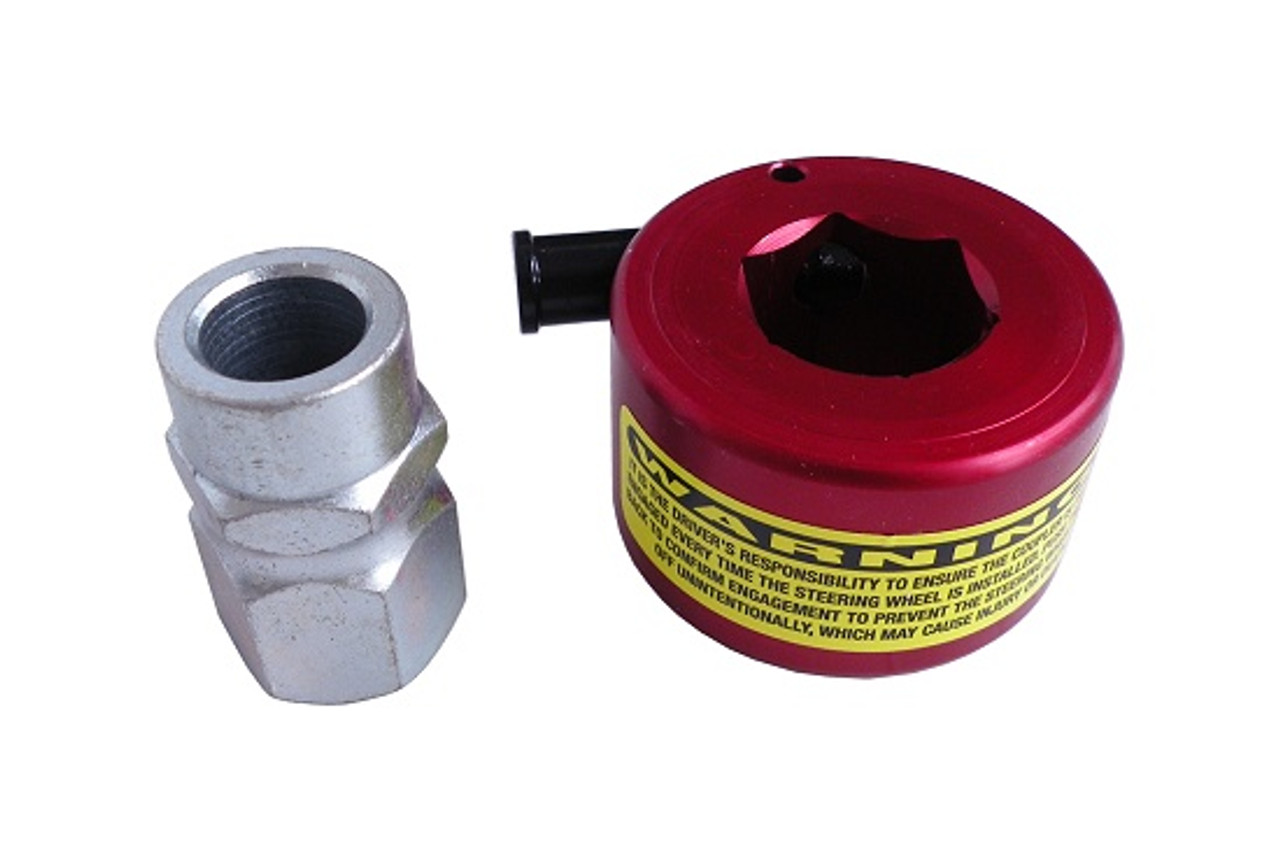 """Quick Release Steering Hub ( for 5/8"""" shafts )"""