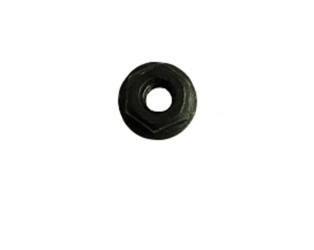 "1/4"" stud (1/2"" socket) flanged wheel nut"