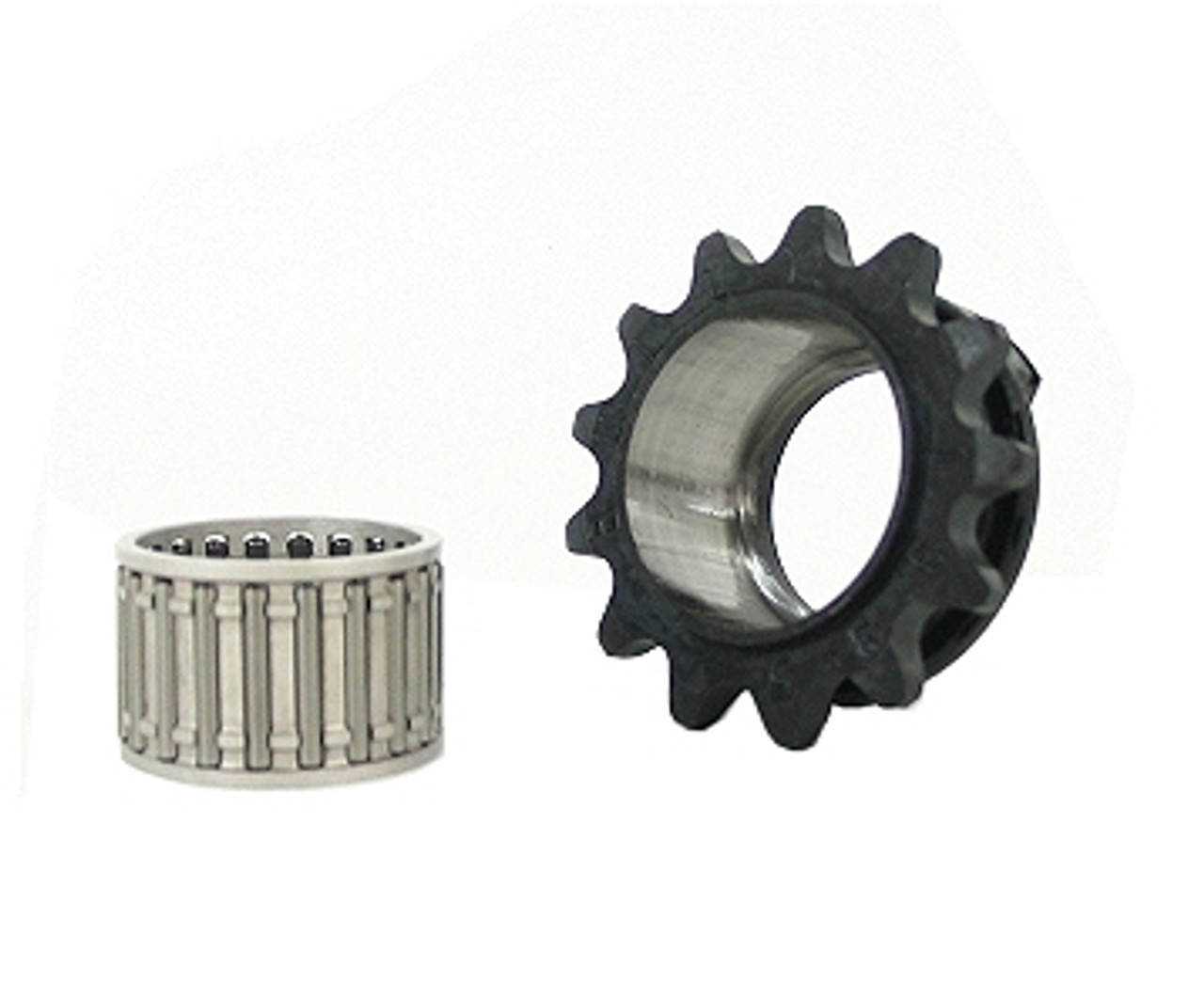 Bully Clutch Driver with removable bearing