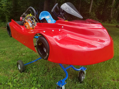 TRJ Karting Force Body - Box of 2