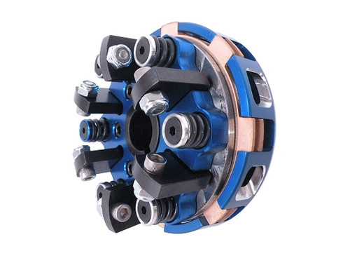 "3/4"" Viper 6-Spring Vented Clutches (2-Disc)"