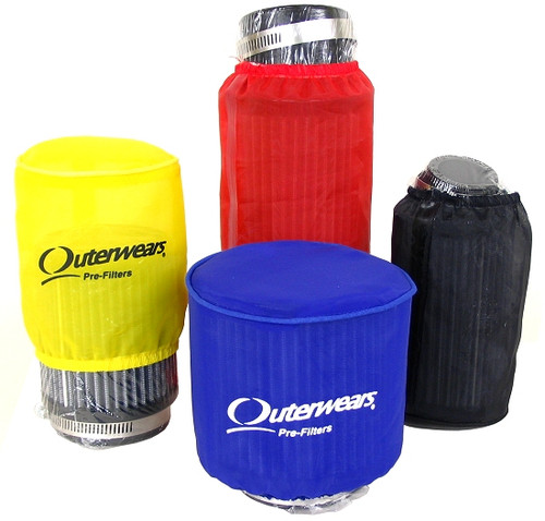 """Outerwears Pre-Filter for 3.5x6"""" Filter"""