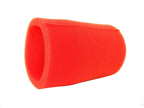 "Pre-filter, foam 3-1/2"" x 5"" (fits AFR1100)"