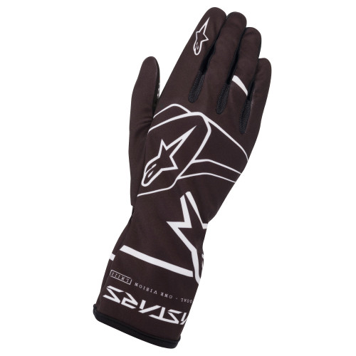 Alpinestars Tech-1 K Race v2 Karting Gloves - Solid