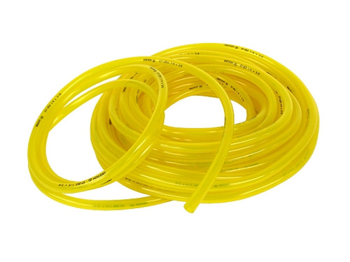 "Tygon Fuel Line Yellow - 1/4"" per foot"