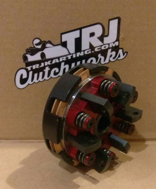 Clutchworks Sportsman Twin Disc Clutch