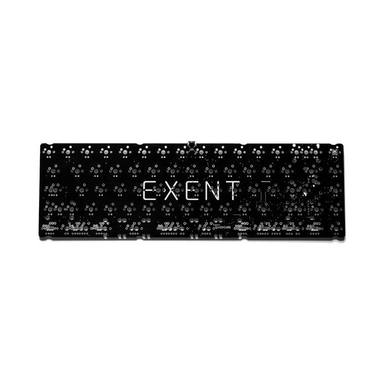 EXENT PCB Front