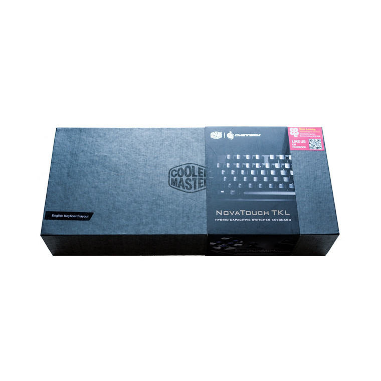 Cooler Master NovaTouch TKL Box