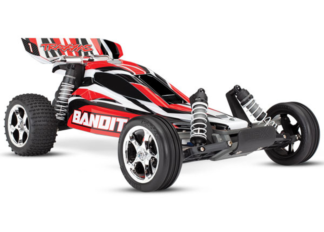 Bandit 4X2 Brushed Motor 1/10 Scale w/Battery