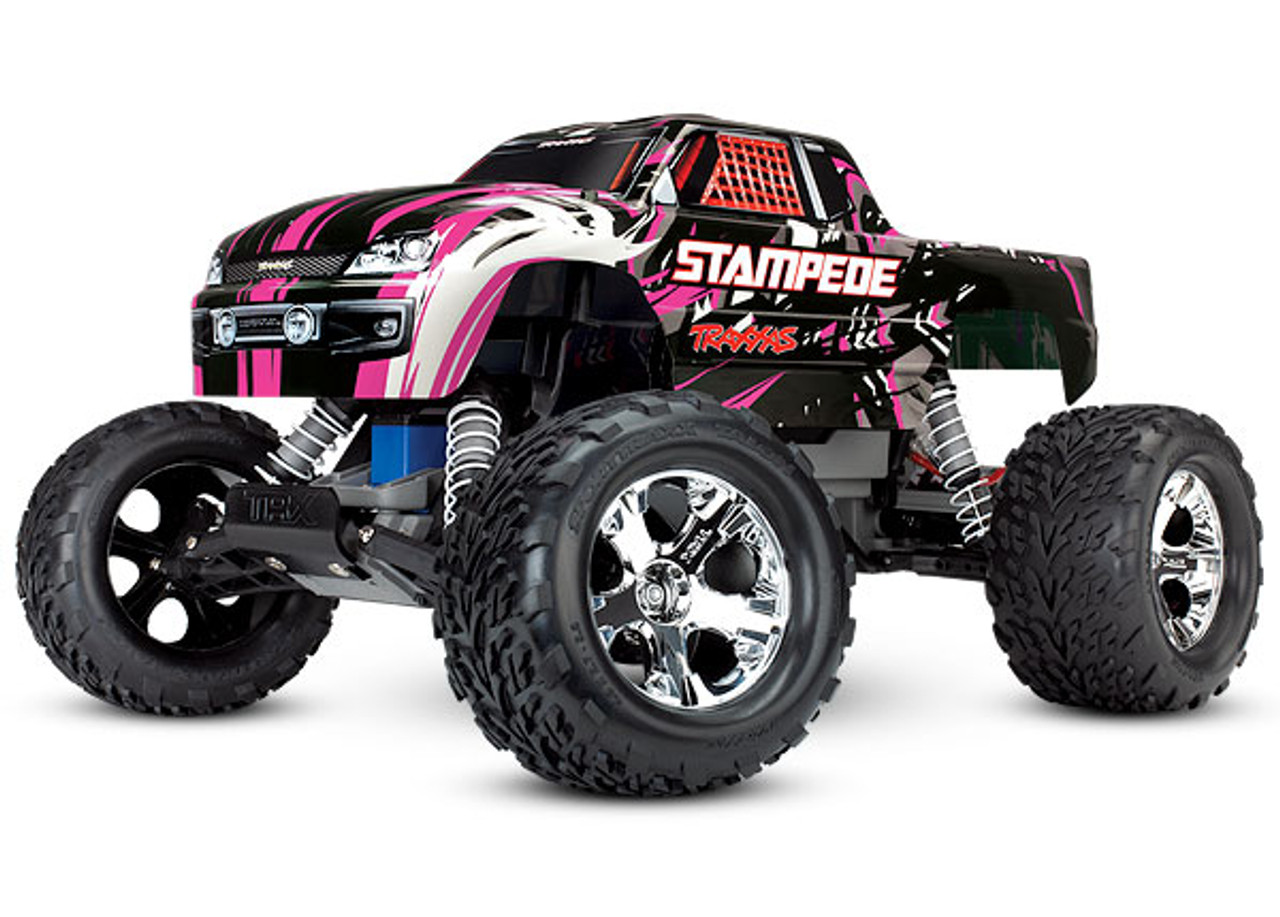 Stampede 4X2 Brushed Motor 1/10 Scale w/ Battery