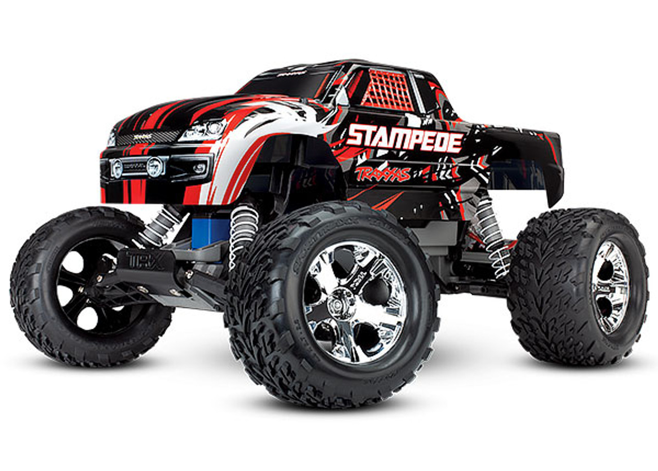 Stampede 4X2 Brushed Motor  1/10 Scale w/o Battery