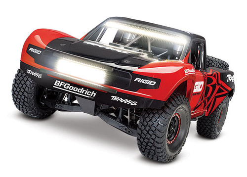 85086-4 - Unlimited Desert Racer®: 4WD Electric Race Truck. Ready-to-Race® with TQi 2.4GHz Traxxas Link™ Enabled Radio System, Velineon® VXL-6s brushless ESC (fwd/rev), and Traxxas Stability Management (TSM)®
