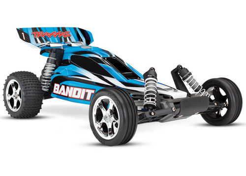 Bandit 4X2 Brushed Motor 1/10 Scale w/o Battery