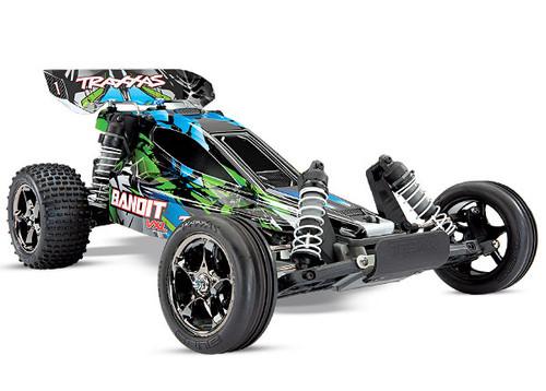 Bandit 4X2 VXL-Brushless Motor 1/10 Scale w/Battery