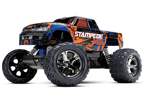 Stampede 4X2 VXL-Brushless Motor  1/10 Scale w/o Battery