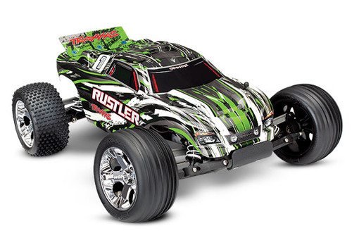 Rustler4X2 Brushed Motor 1/10 Scale w/o Battery