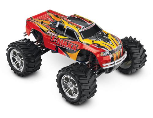 T-MAXX 4X4 Nitro 2.5 1/10 Scale w/ Battery
