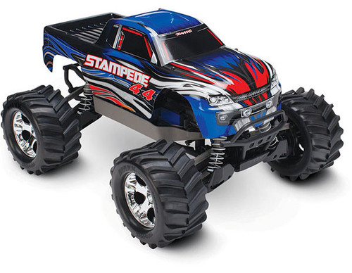 Stampede 4x4 Brushed Motor 1/10 Scale w/o Battery