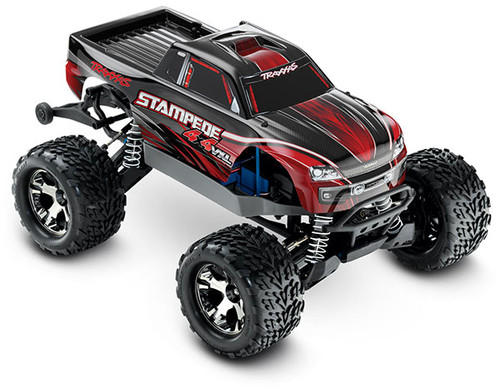 Stampede 4x4 VXL-Brushless Motor 1/10 Scale w/o Battery