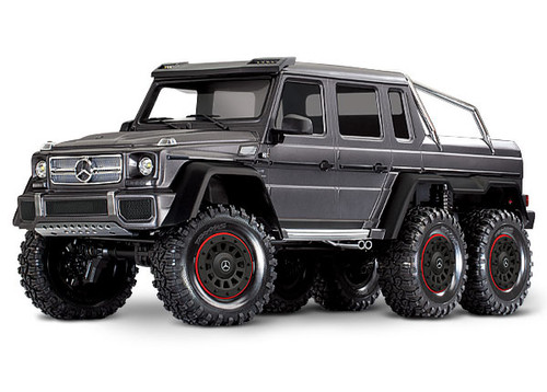 TRX-6™ Scale and Trail™ Crawler with Mercedes-Benz