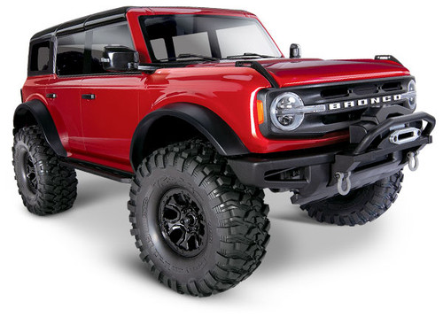 TRX-4® Scale & Trail Crawler with 2021 Ford Bronco