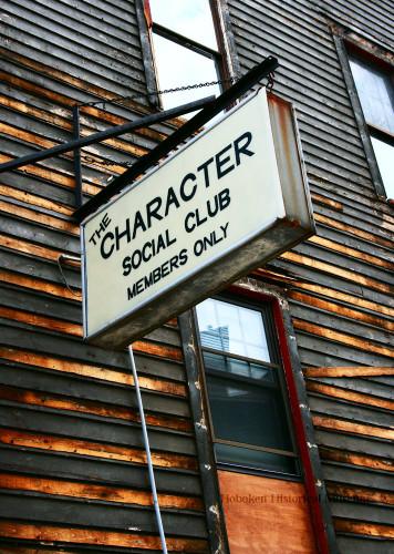 Hoboken & Sons Men's The Character Social Club T-Shirt