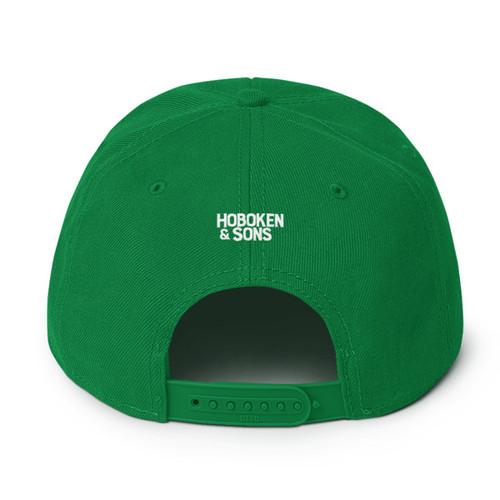 Hoboken & Sons M.O.B. Assn. Snapback Hat