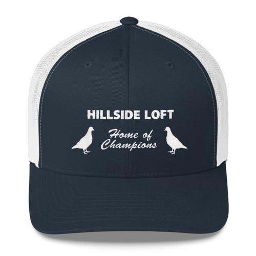 Hoboken & Sons Hillside Loft Trucker Cap