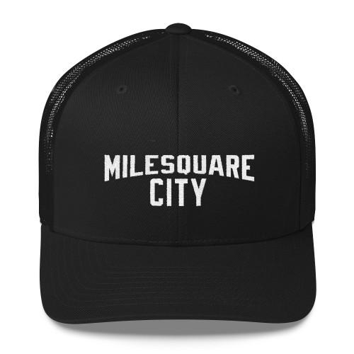 Hoboken & Sons Milesquare Trucker Cap