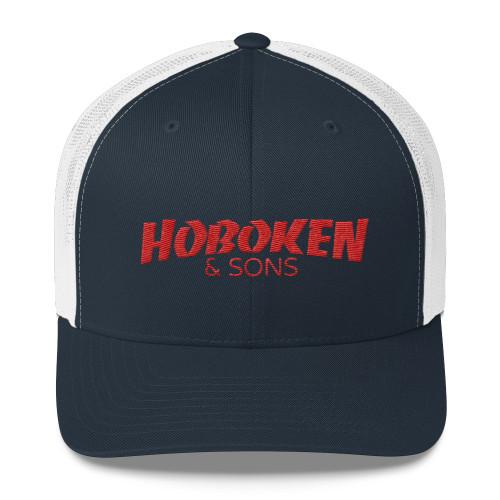 Hoboken & Sons Gleaming The Cube Trucker Cap