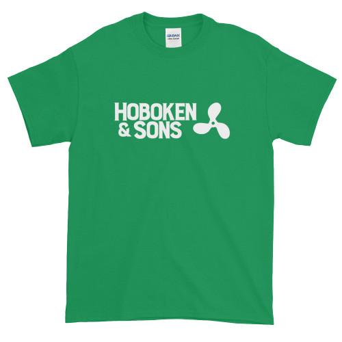 Hoboken & Sons Props Men's Short-Sleeve T-Shirt