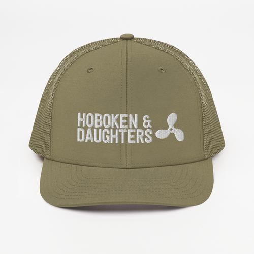 Hoboken & Daughters Propellor Snapback Trucker