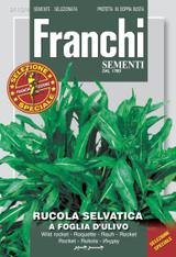 Wild Rocket Foglia D'Ulivo Olive Leaf