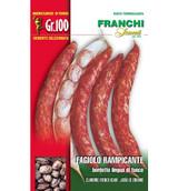 Climbing Bean Borlotto Lingua di Fuoco 100g box