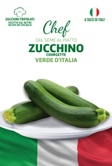 Linea Chef - Italy, Courgette With Recipe For Zucchini Trifolati