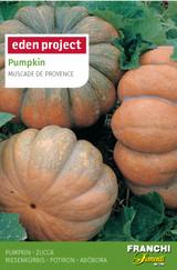 Pumpkin 'Moscade De Provence' Cucurbita maxima D