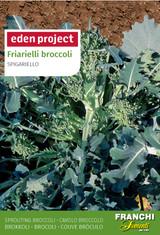 Friarielli Broccoli 'Spigariello - Brassica olearacea Lcv