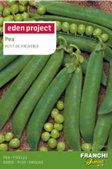 Pea 'Petit De Provence' - Pisum sativum